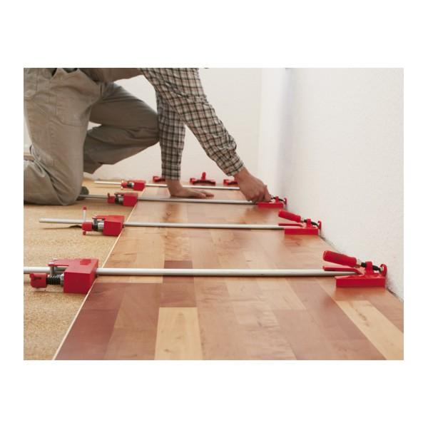 Stahovák na laminátové podlahy